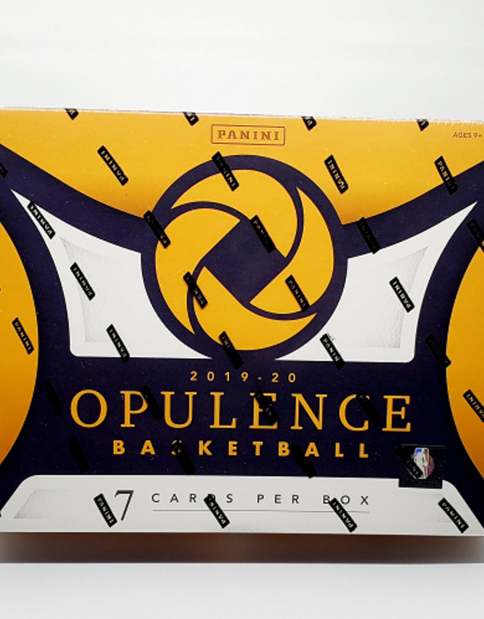 Panini America 2019-20 Panini Opulence Basketball Hobby Box