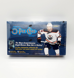 Upper Deck 2020-21 Upper Deck O-Pee-Chee Hockey Box