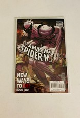 Marvel Comics Amazing Spider-Man #569 2nd Print (2008)