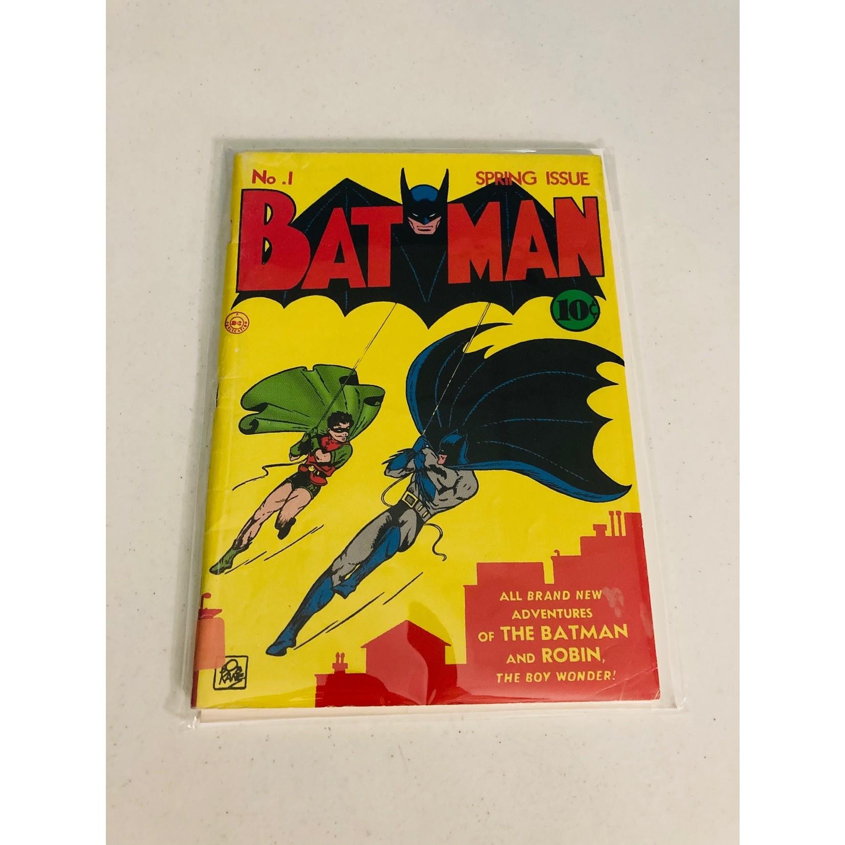 DC COMICS Batman Spring Issue #1 Reprint (2000)