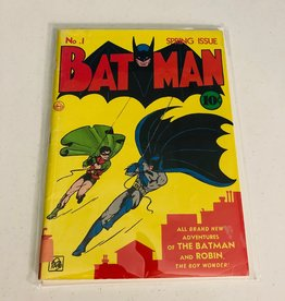 DC COMICS Batman Spring Issue #1 Reprint (2000)