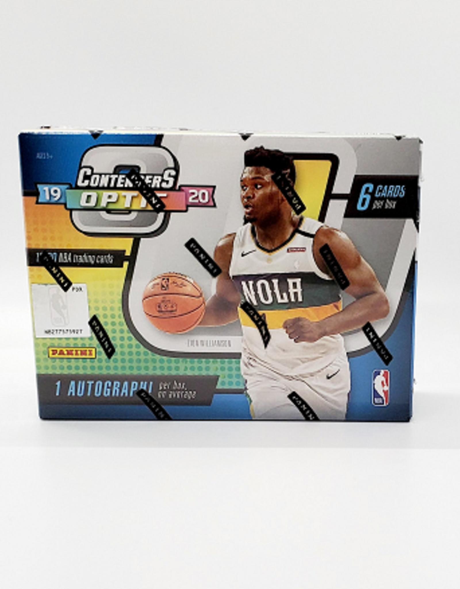 Panini America 2019-20 Panini Contenders Optic Basketball Hobby Box