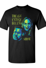 The Adventure Begins Chaz & Jarek Official Halloween T-Shirt