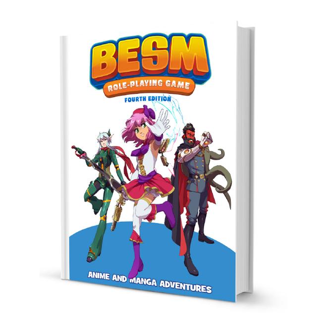 BESM: 4E - Core Rulebook