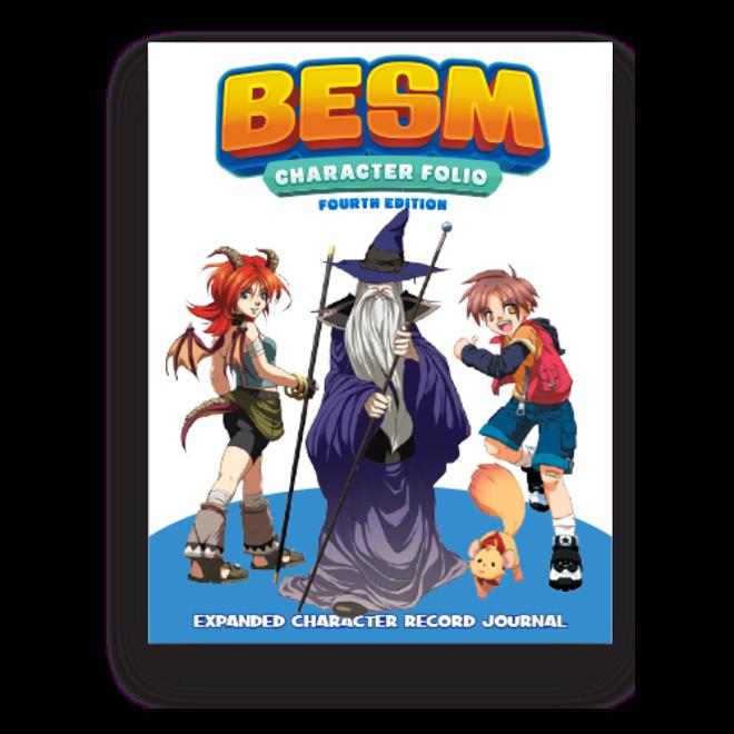 BESM: 4E - Character Folio