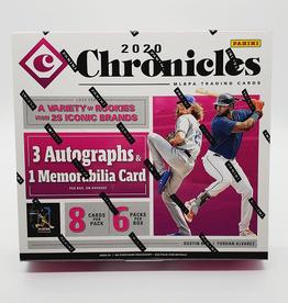 Panini America 2020 Panini Chronicles Baseball Hobby Box