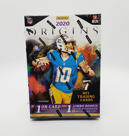 Panini America 2020 Panini Origins Football Hobby Box
