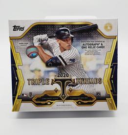 Topps 2020 Topps Triple Threads Baseball Hobby box