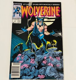 Marvel Comics Wolverine #1 (1988)