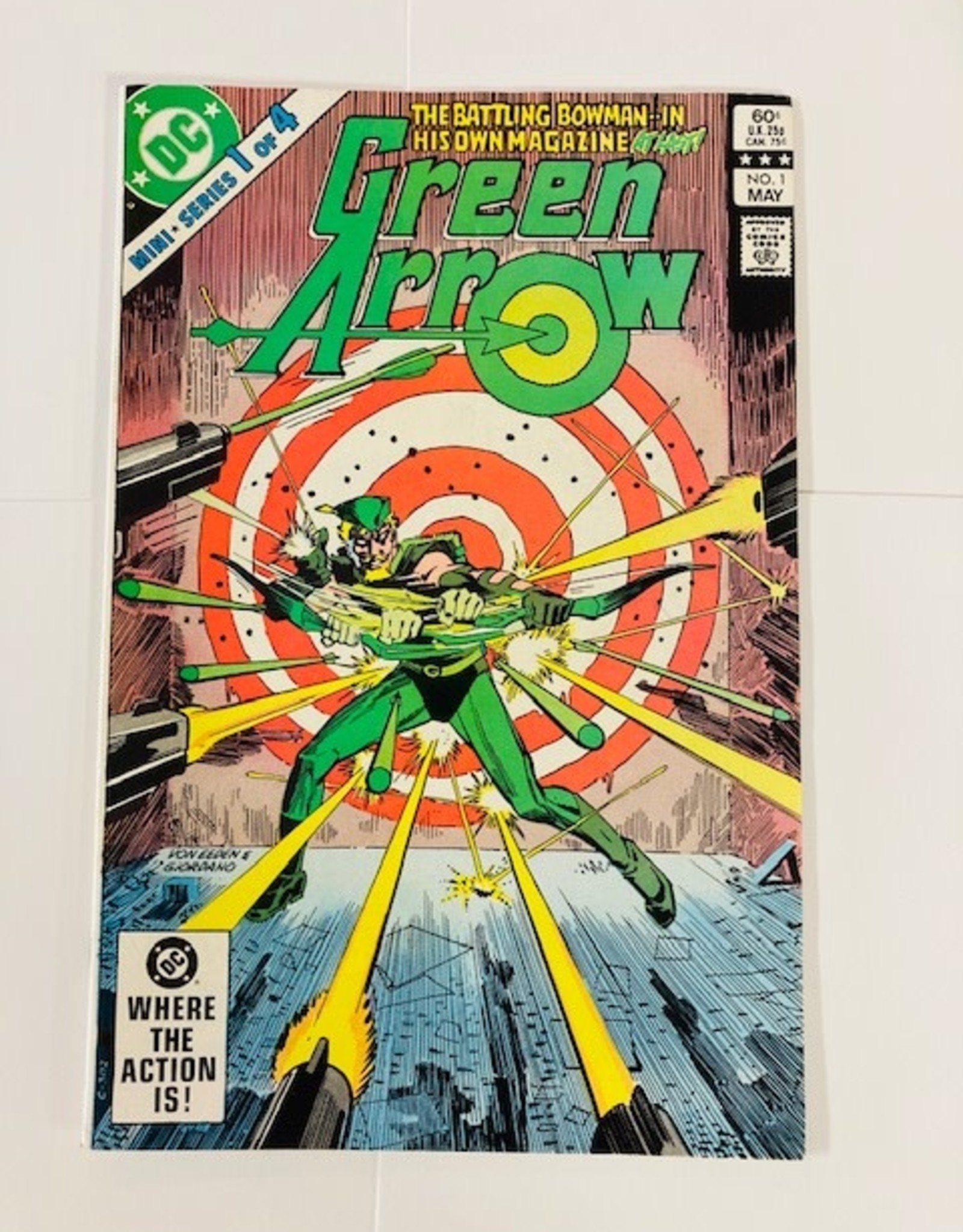 DC COMICS Green Arrow #1 (1983)
