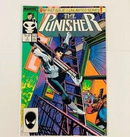 Marvel Comics Punisher #1 (1987)