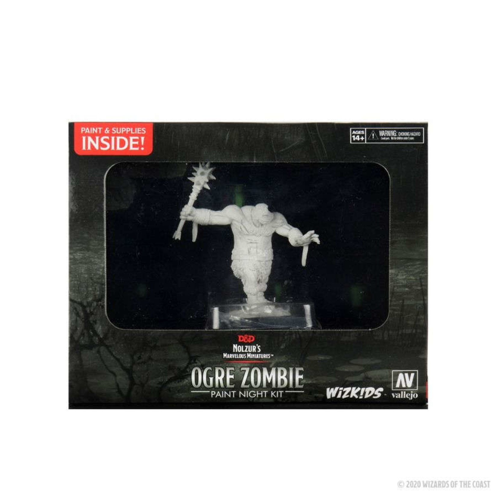 WizKids D&D NM: Ogre Zombie Paint Night Kit