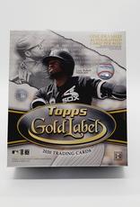 Topps 2020 Topps Gold Label Baseball Hobby Box