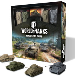 Battlefront Miniatures Ltd World of Tanks Miniature Game