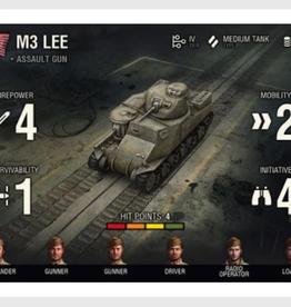 Battlefront Miniatures Ltd World of Tanks Expansion - American (M3 Lee)