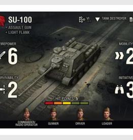 Battlefront Miniatures Ltd World of Tanks Expansion - Soviet (SU-100)