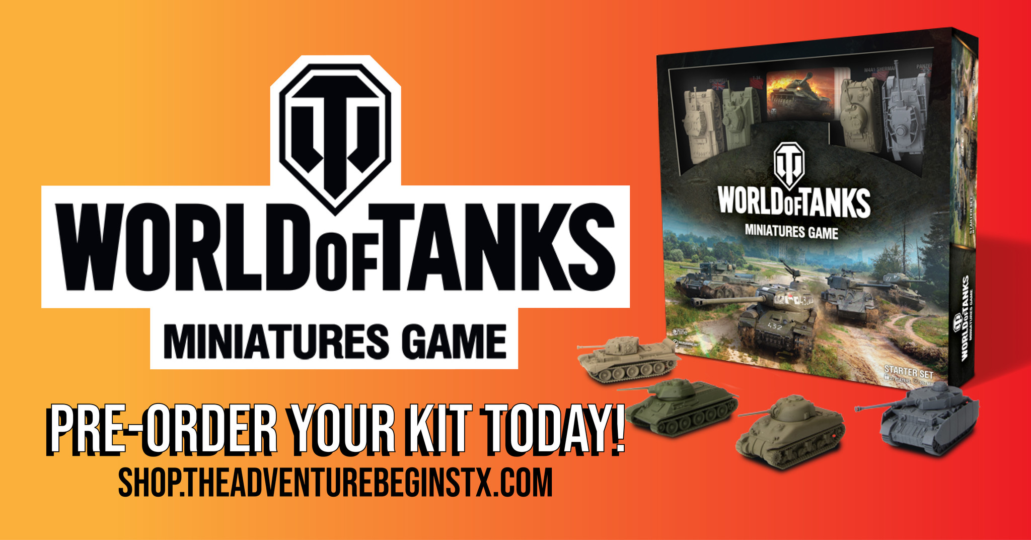 Power to you with World of Tanks!