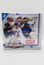 Topps 2019 Topps Chrome Update Series Baseball Mega Box