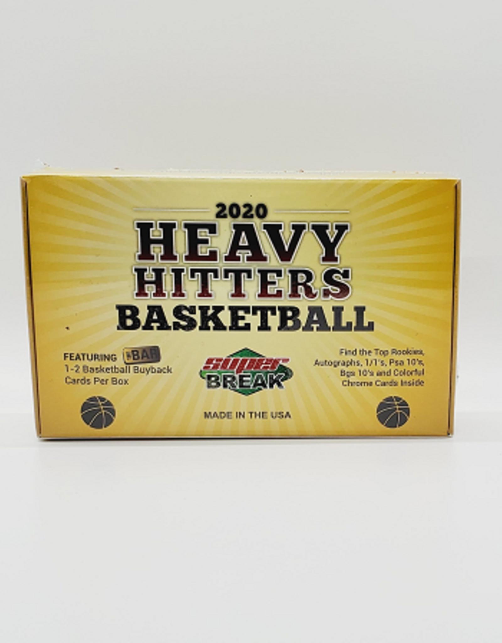 Super Break 2020 Super Break Heavy Hitters Basketball Edition Hobby
