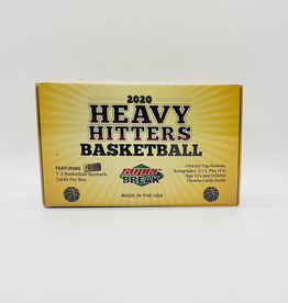 Super Break 2020 Super Break Heavy Hitters Basketball Edition Hobby Box