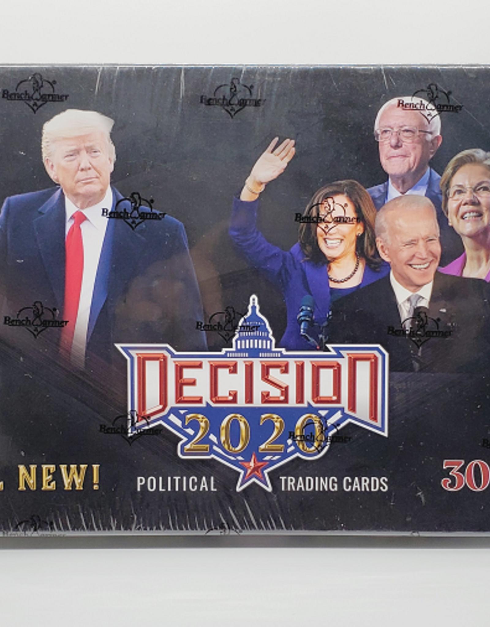 Panini America Leaf Decision 2020 Hobby box