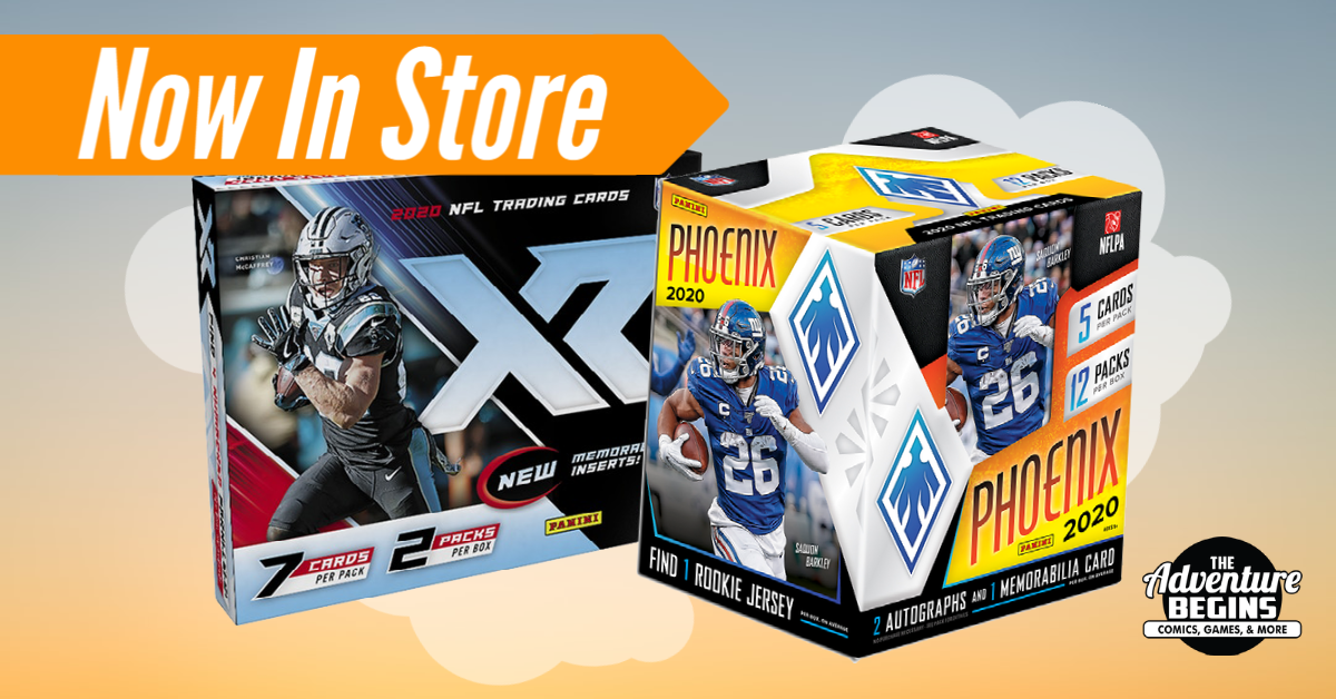Sports Cards and Stuff |2020 Panini Football Hobby Boxes