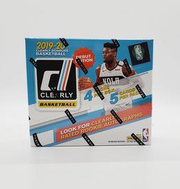 Panini America 2019-20 Donruss Clearly Basketball Hobby Box