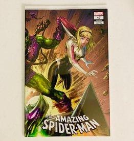 Marvel Comics Amazing Spider-Man #47 (Tyler Kirkham GWEN)