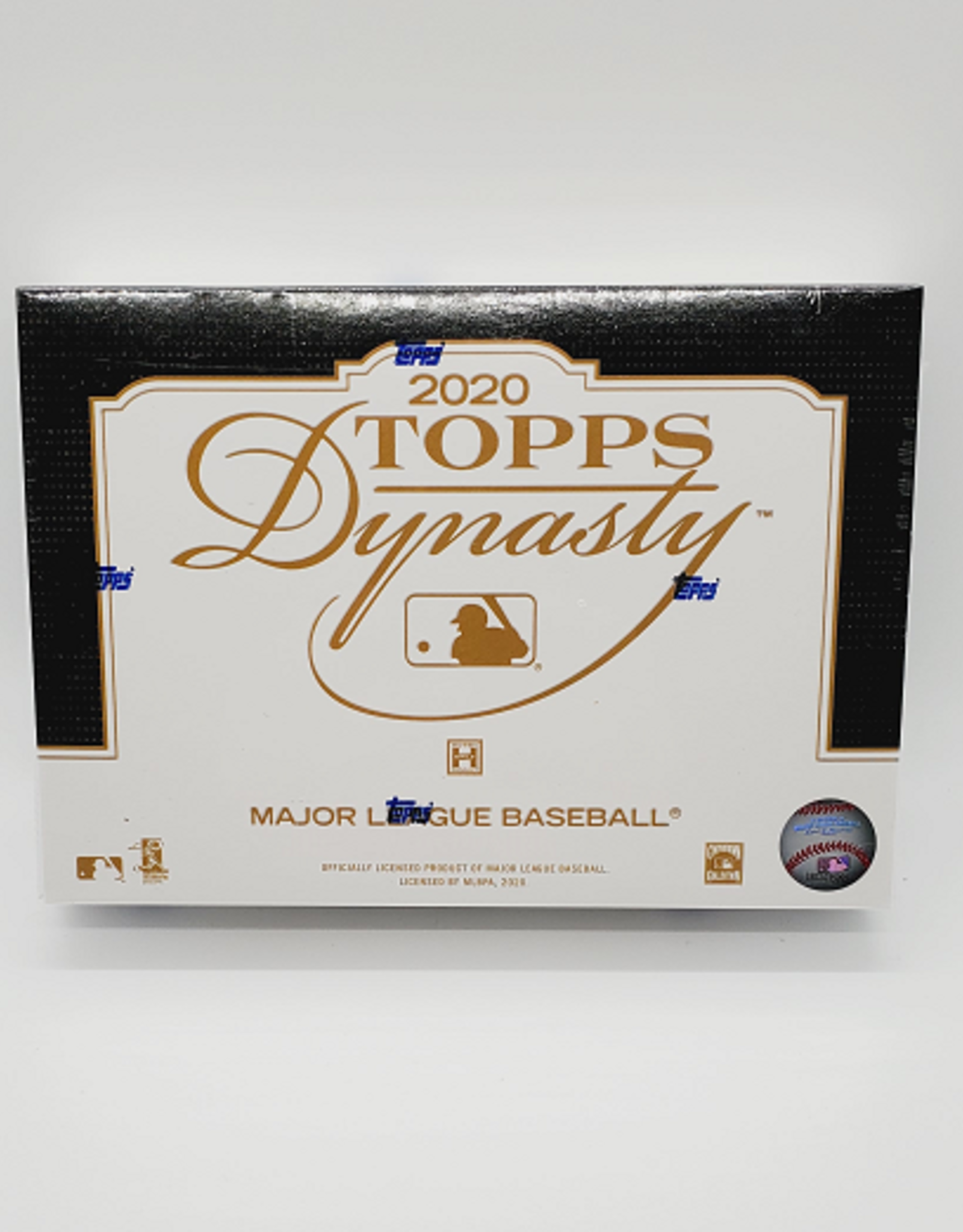 Topps 2020 Topps Dynasty Baseball Hobby Box