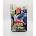 Topps 2020 Topps Update Series Baseball Hobby Box