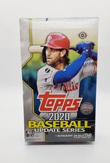 Topps 2020 Topps Update Series Baseball Hobby Box