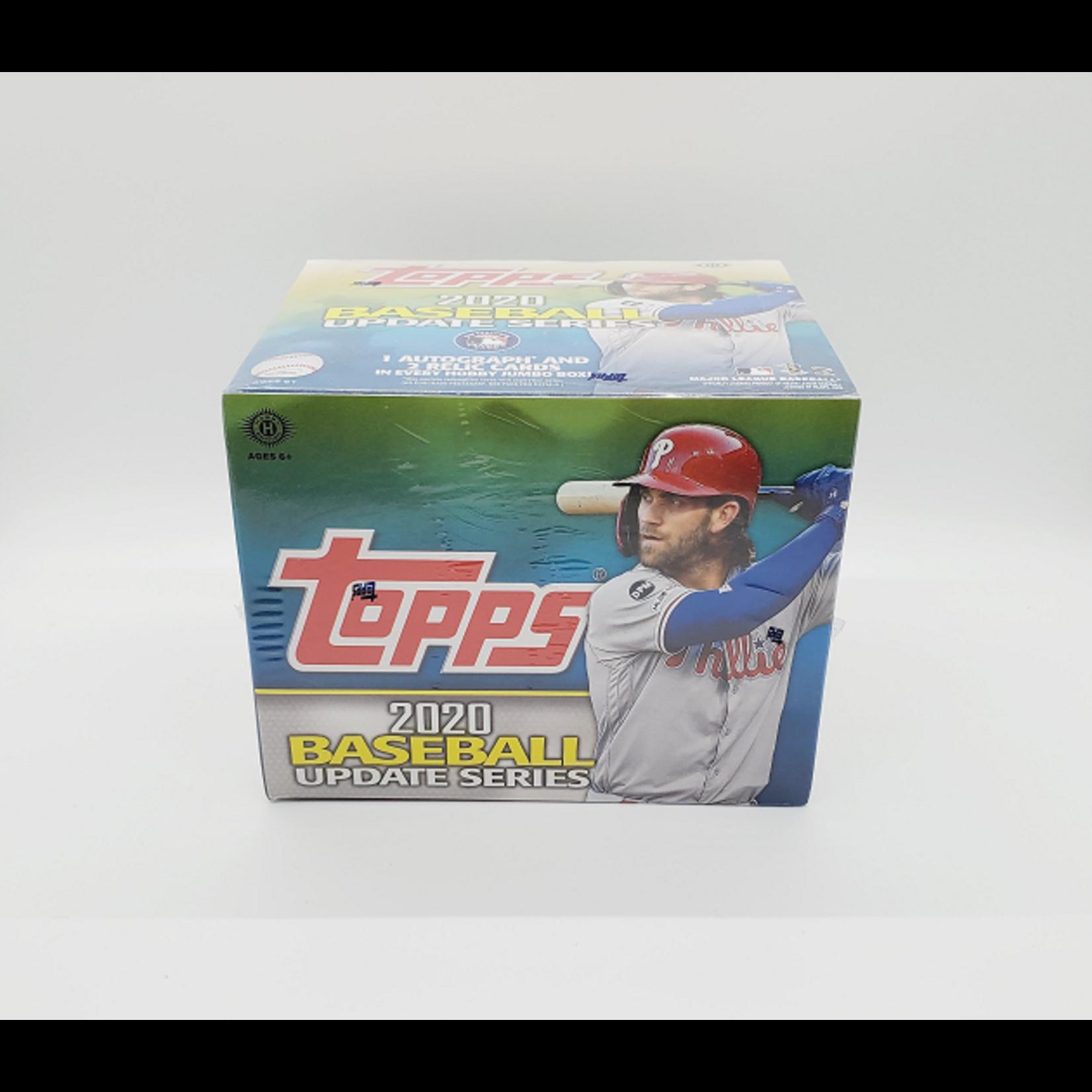Topps 2020 Topps Update Series Baseball Jumbo Box