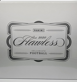 Panini America 2020 Panini Flawless Collegiate Football Hobby Box