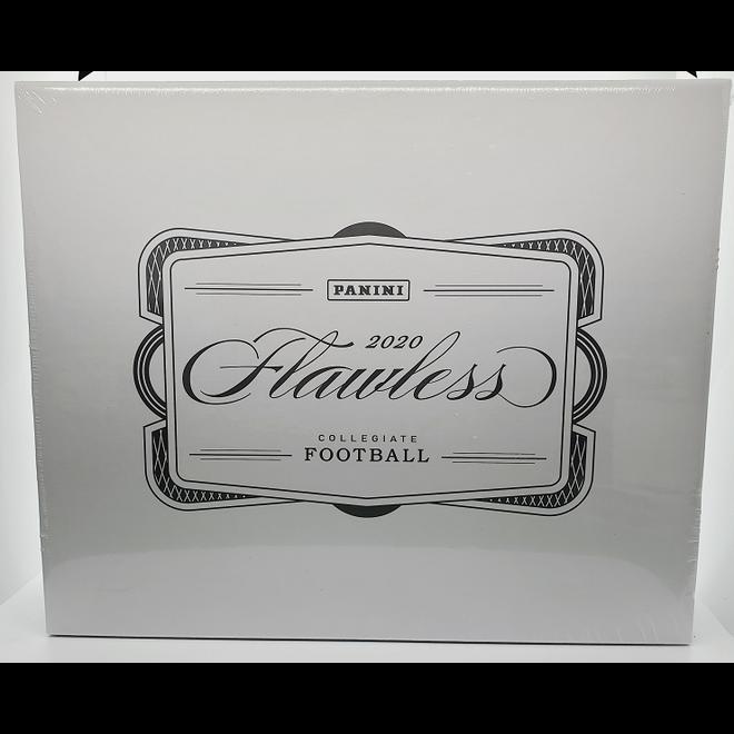 2020 Panini Flawless Collegiate Football Hobby Box