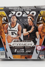 Panini America 2020-21 Panini Prizm Draft Picks Collegiate Basketball Choice Hobby Box