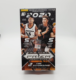 Panini America 2020-21 Panini Prizm Draft Picks Collegiate Basketball Fast Break Hobby Box