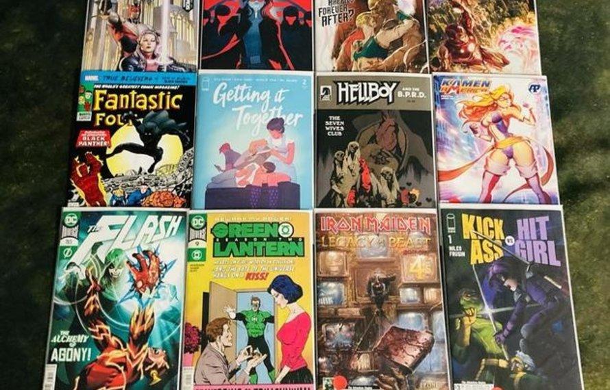 Comics Comics Comics! | Comic Book Shopping for your fan!
