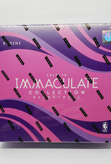 Panini America 2019-20 Panini Immaculate Collection Basketball Hobby Box