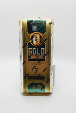 Panini America 2019 Panini Gold Standard Football Hobby Box