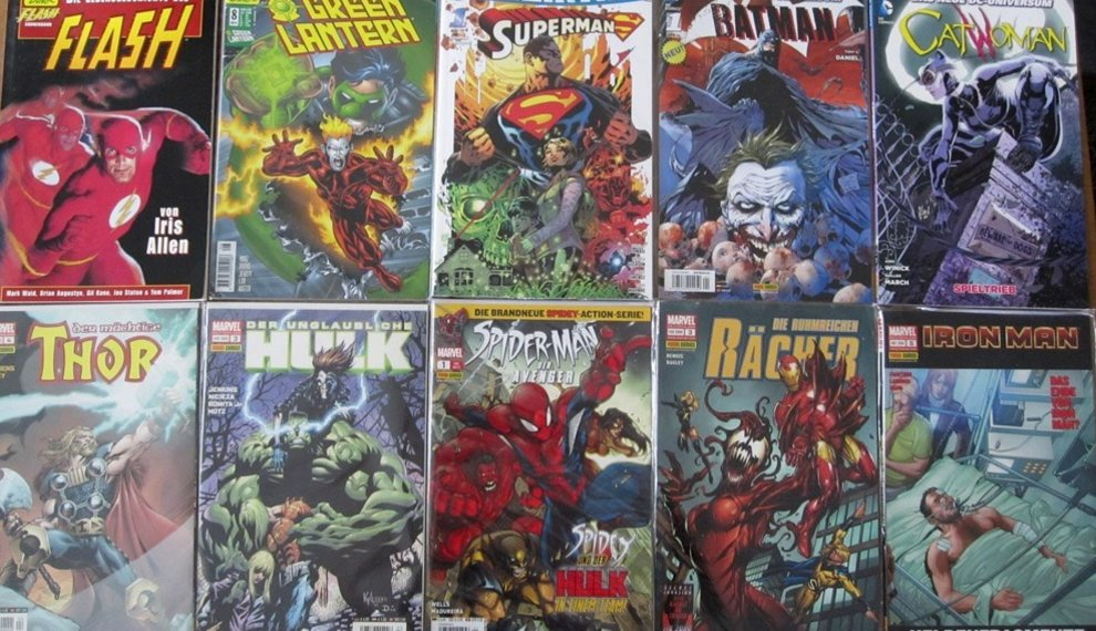 Comics Comics Comics! | Reading Comic Books: How to Get Started!