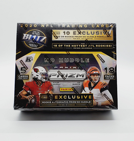 Panini America 2020 Panini Prizm No Huddle Football Hobby Box