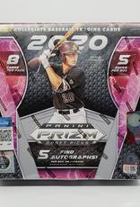 Panini America 2020 Panini Prizm Draft Picks Collegiate Baseball Hobby Box