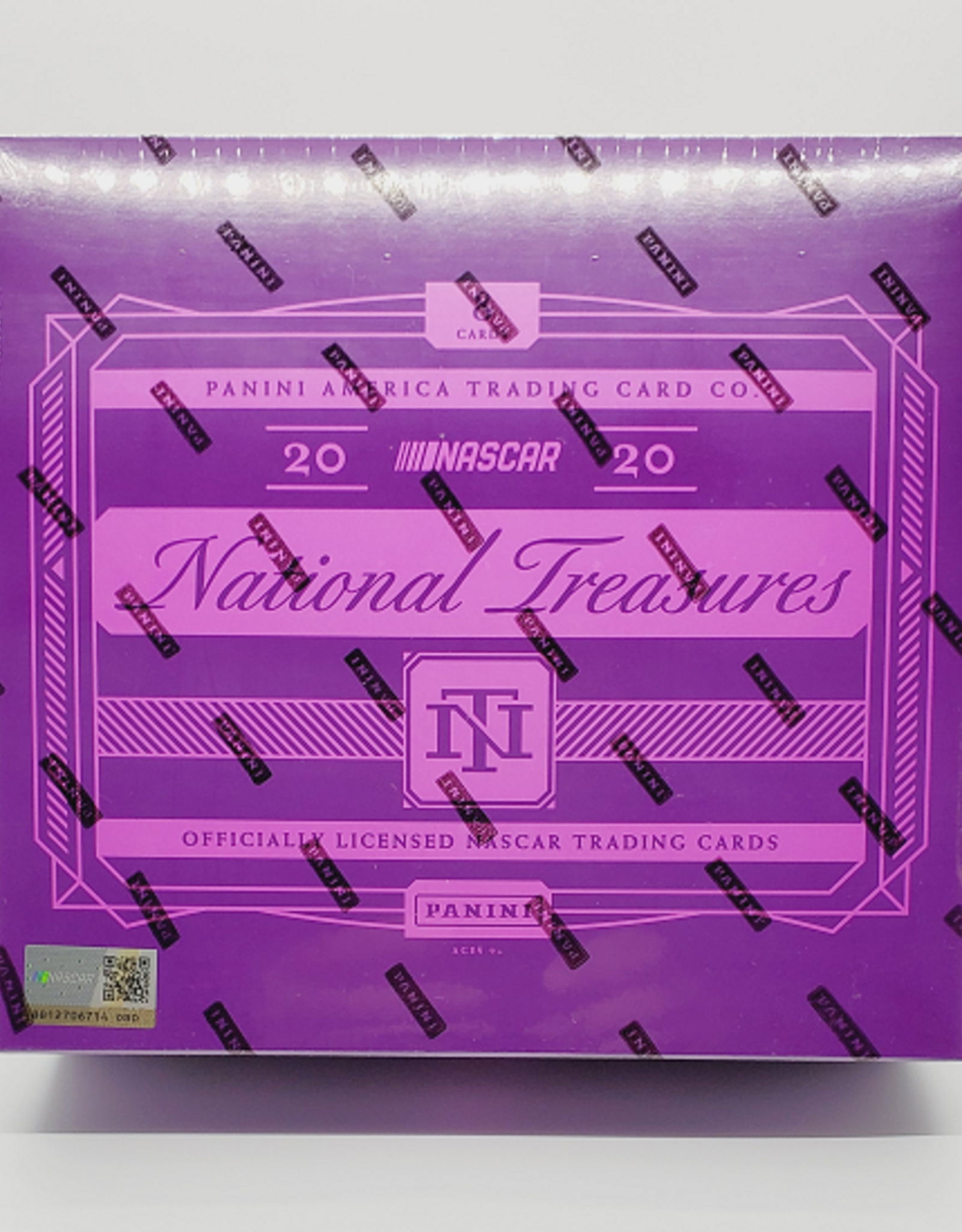 Panini America 2020 Panini National Treasures Racing Hobby Box