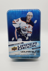 Upper Deck 2020-21 Upper Deck Hockey Series 1 Tin