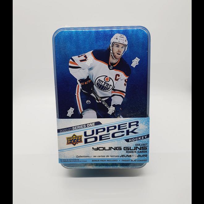 2020-21 Upper Deck Hockey Series 1 Tin