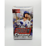 Topps 2020 Topps Stadium Club Chrome Baseball Hobby Box