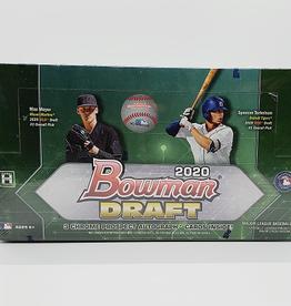 Topps 2020 Bowman Draft Baseball Jumbo Box