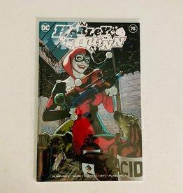 DC COMICS Harley Quinn #75 (Adam Hughes var)