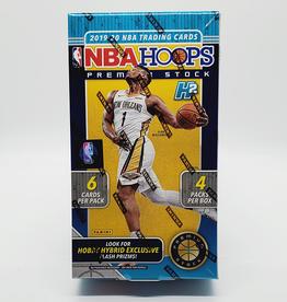Panini America 2019-20 Panini Hoops Premium Stock Basketball Hobby Hybrid Box