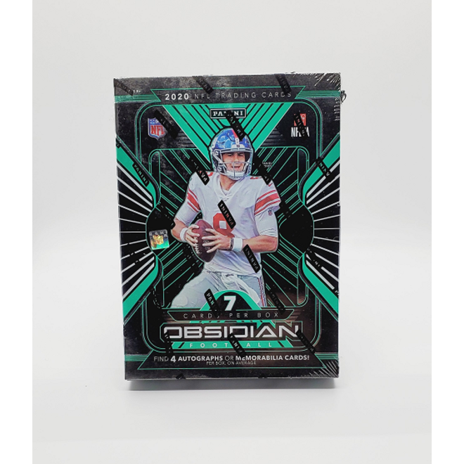 2020 Panini Obsidian Football Hobby Box